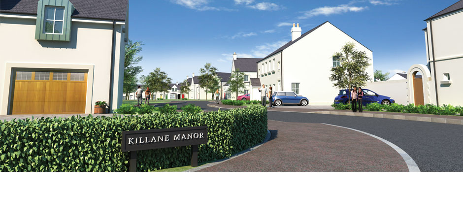 Street View of Killane Manor