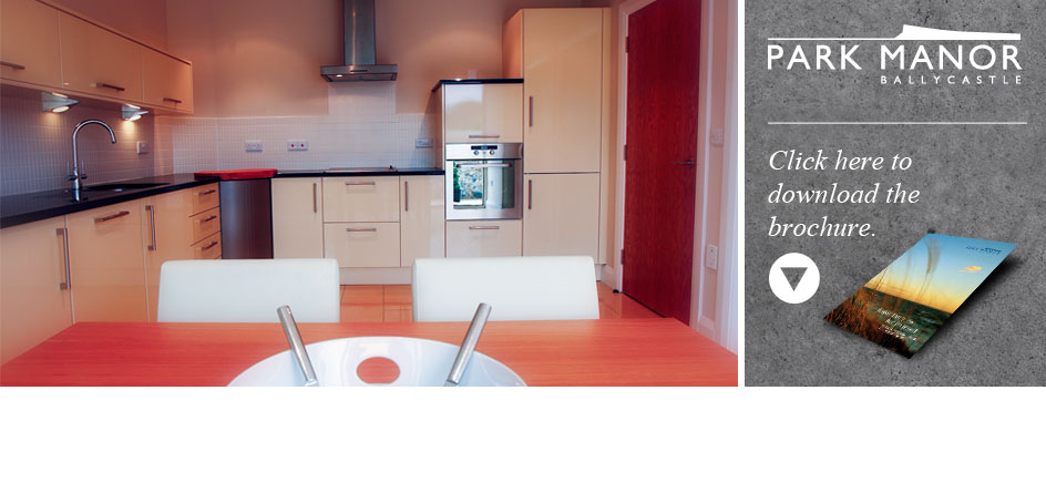 Images from our Show Homes in Ballycastle